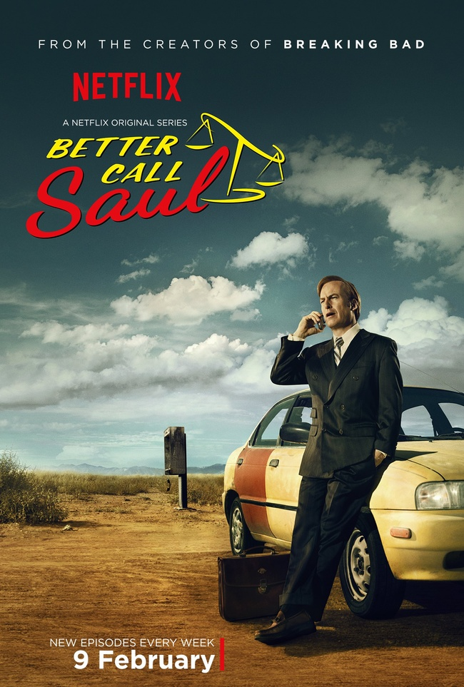 Better Call Saul (2015) - TV Series