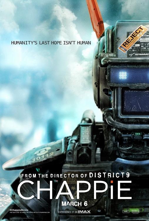 Cinezone Chappie Poster