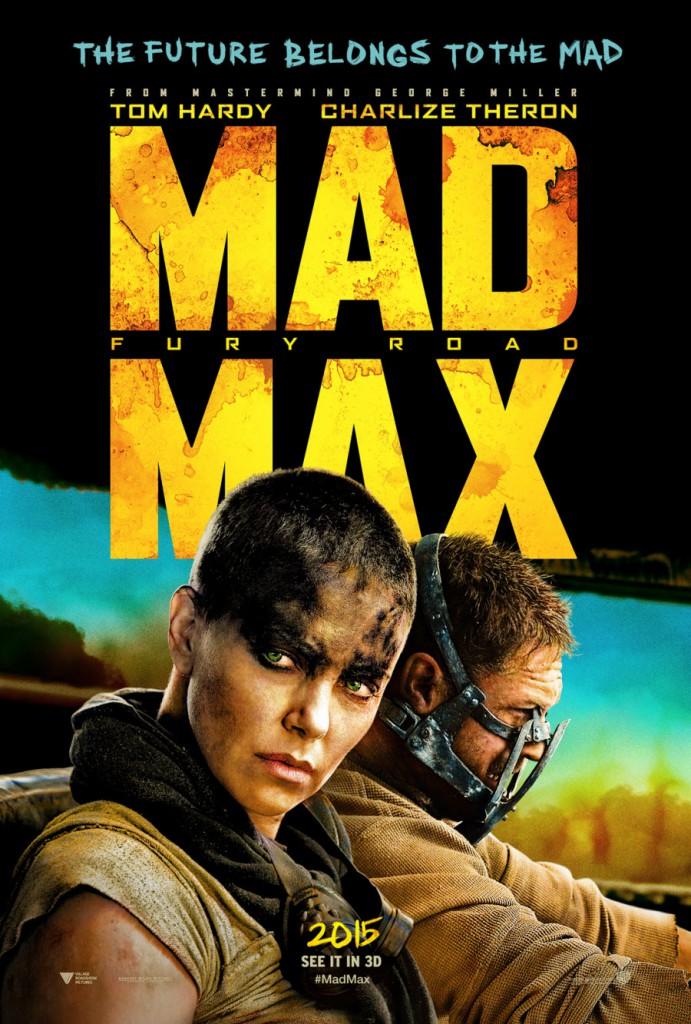 Cinezone Poster Mad Max