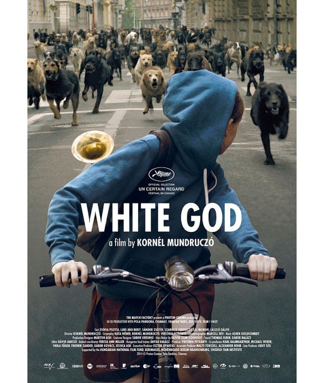 Cinezone WhiteGod poster