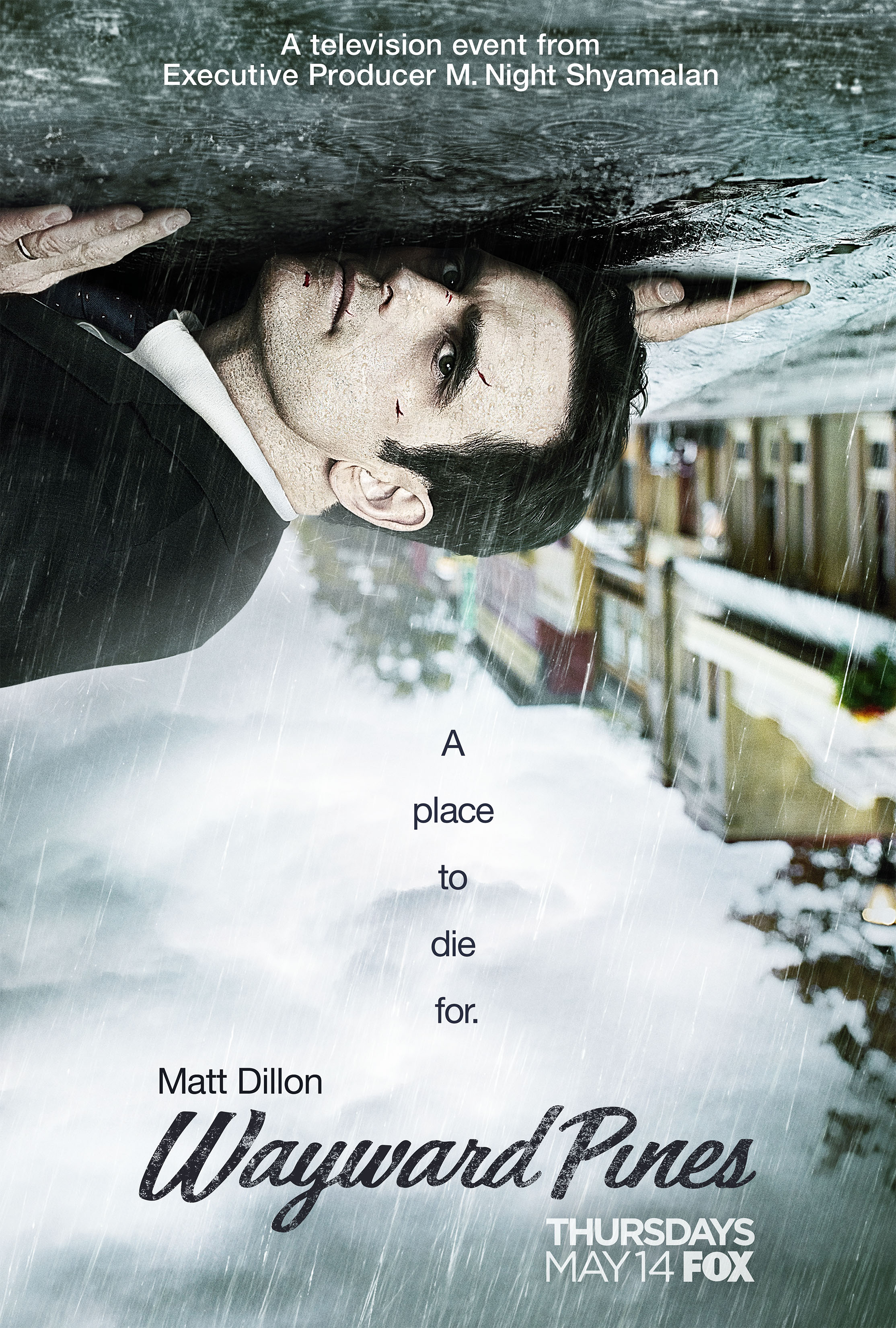 Wayward Pines (2015) - TV Series