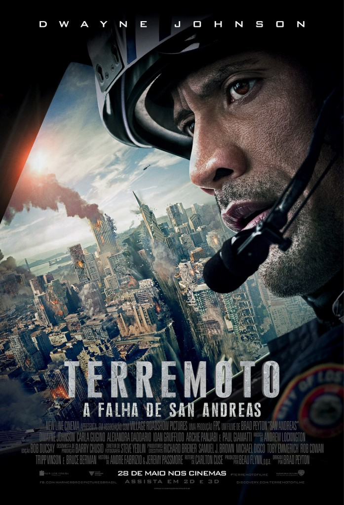 Cinezone San Andreas Poster