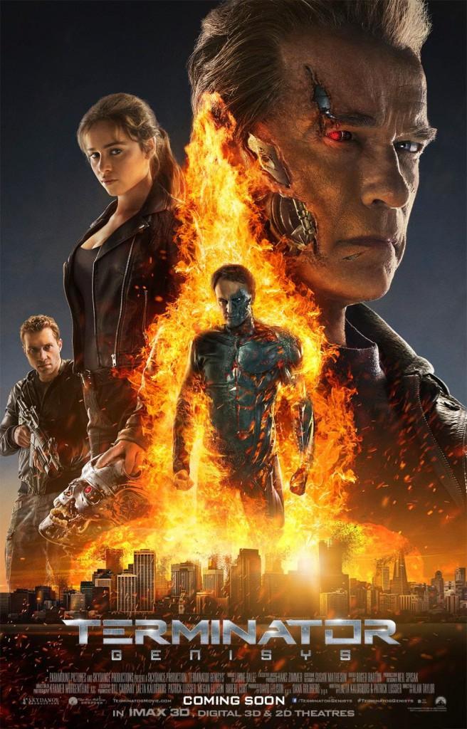 Cinezone Terminator Poster