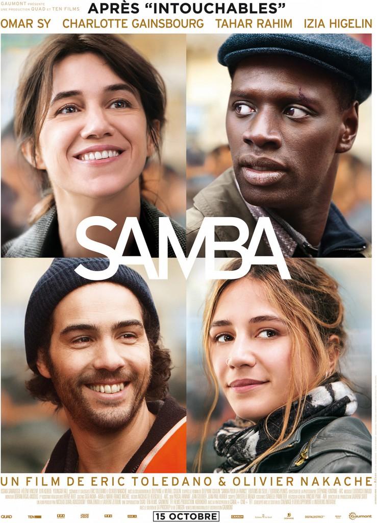 Samba Poster Cinezone