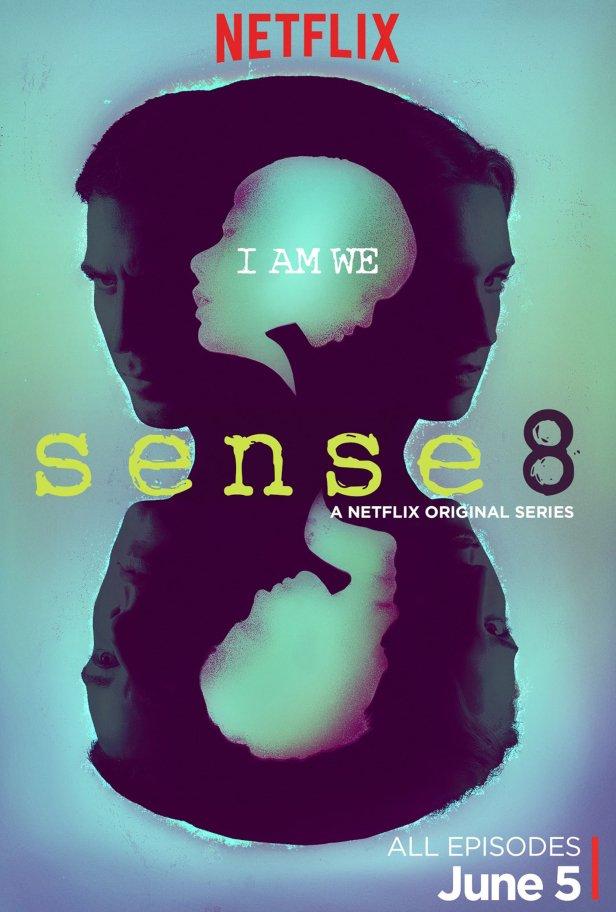 Sense8 Cinezone  Poster