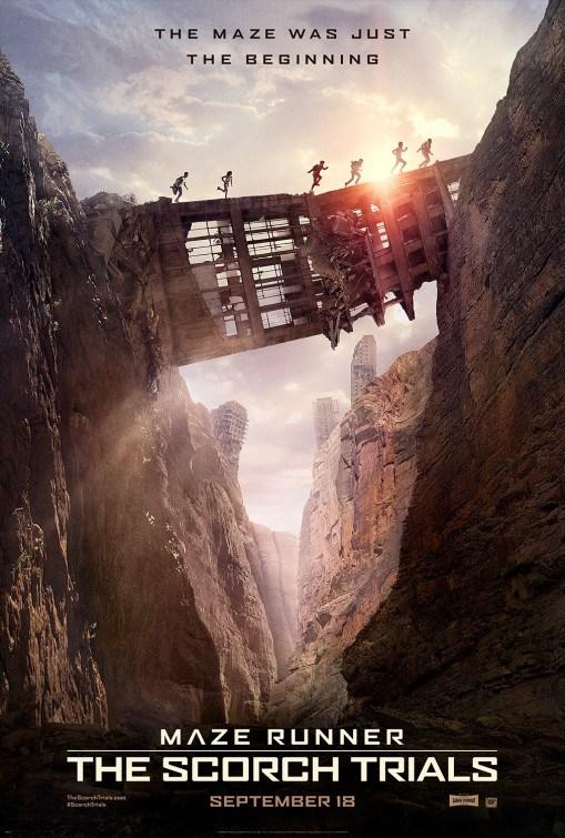 Cinezone Poster Maze 2