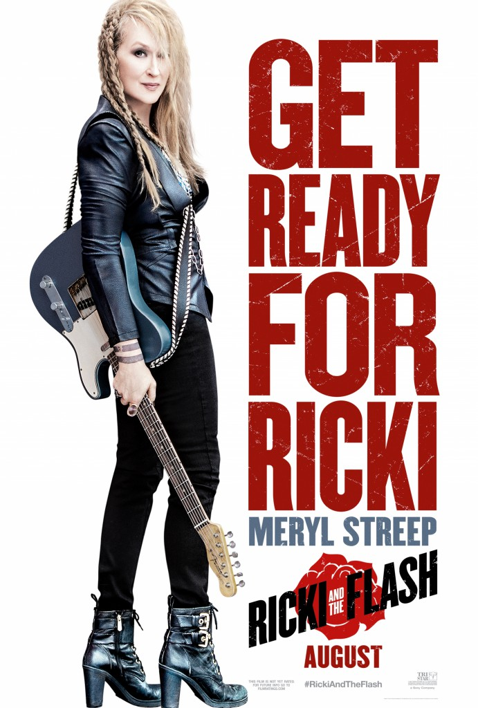 Cinezone - Ricki And The Flash Poster