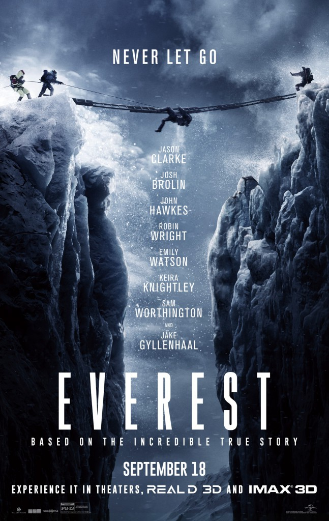 Cinezone Poster - Everest