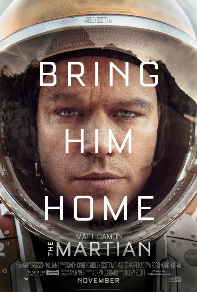 Cinezone Poster - The Martian