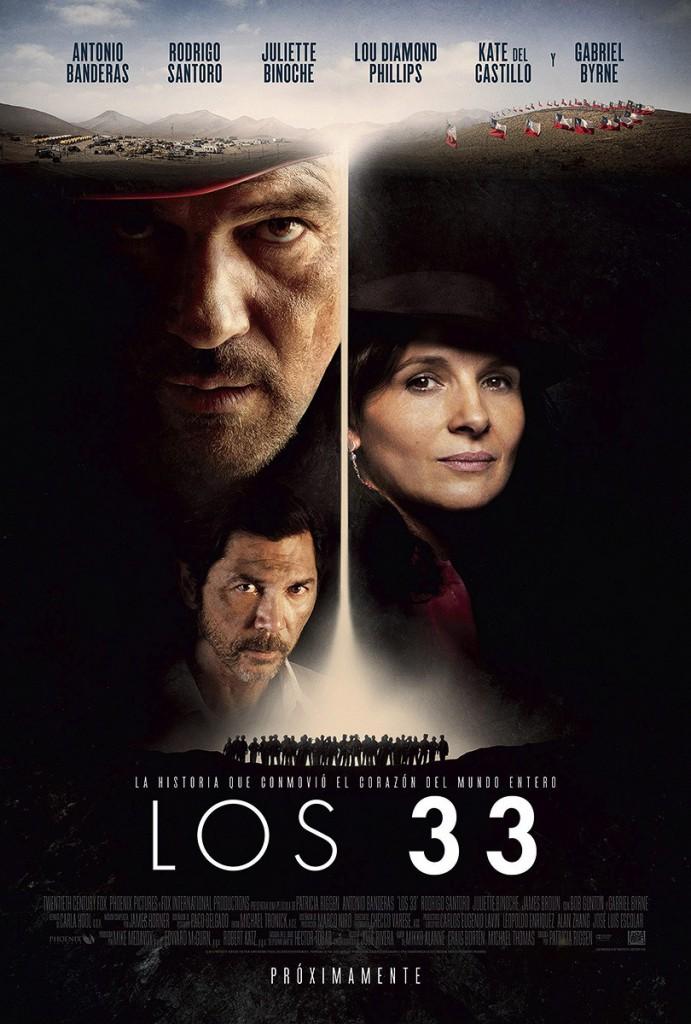 Cinezone Poster - The 33