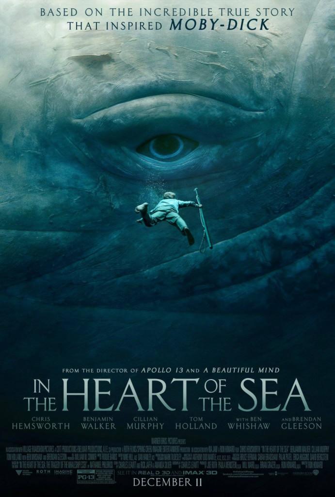 Cinezone Poster - No Coracao do Mar