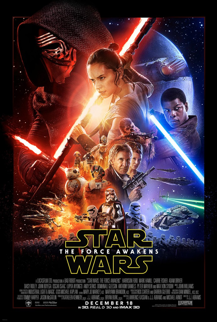 Cinezone Poster - Star Wars Awaken