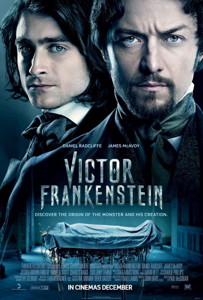 Cinezone Poster - Victor Frankenstein