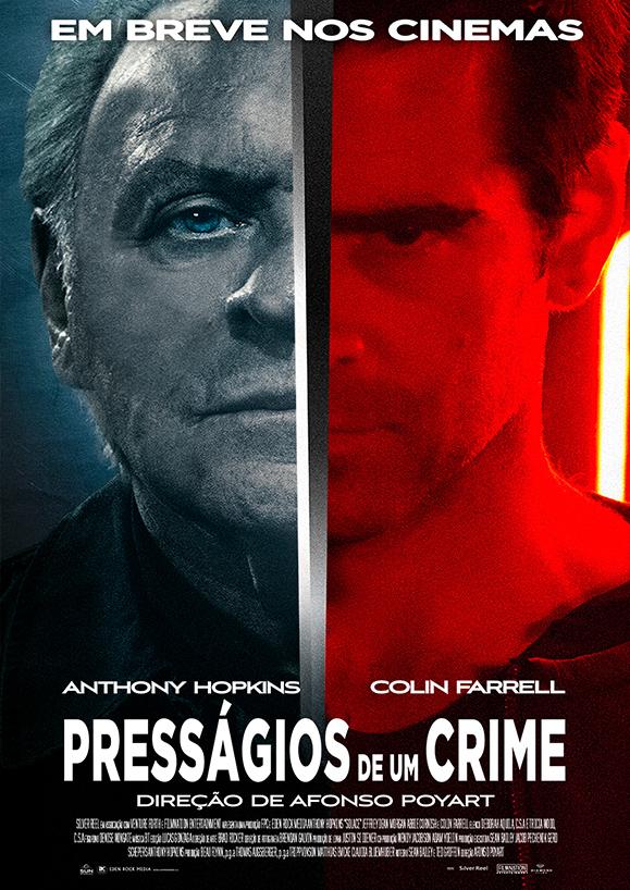 Cinezone Poster - Pressagios De Um Crime