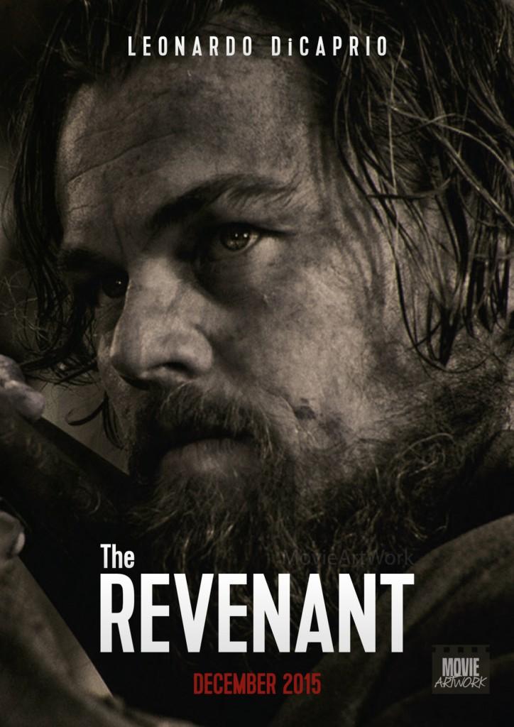 Cinezone Poster - Revenant