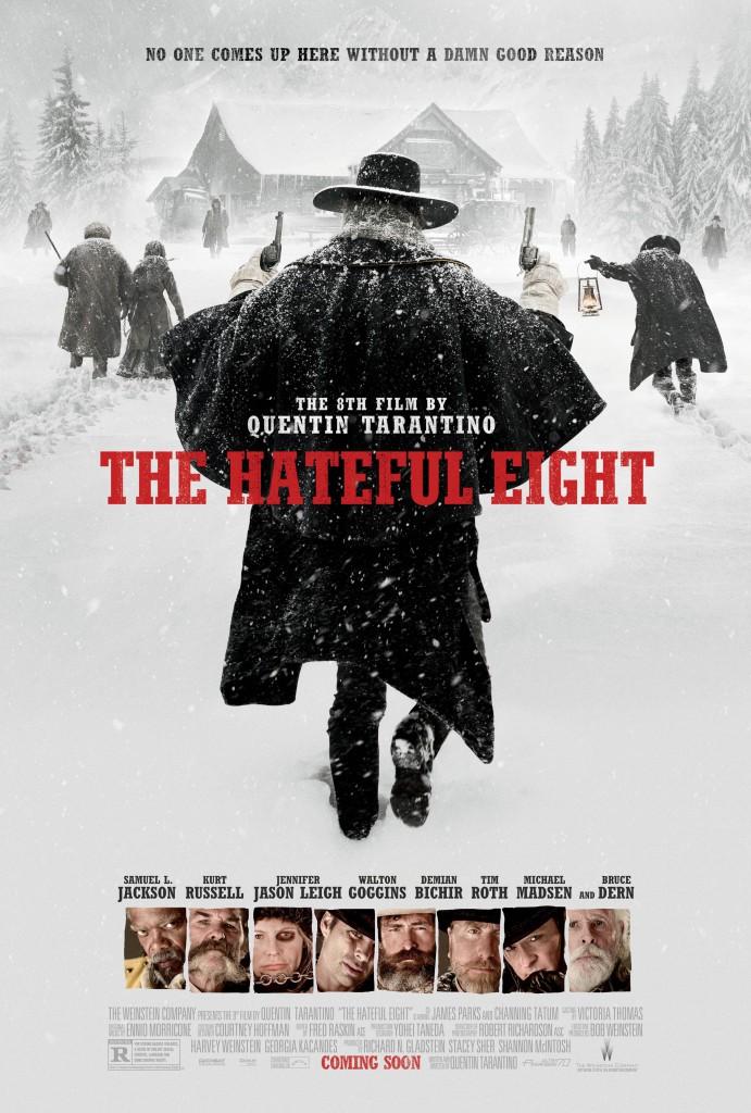 Cinezone Poster - Os Oito Odiados