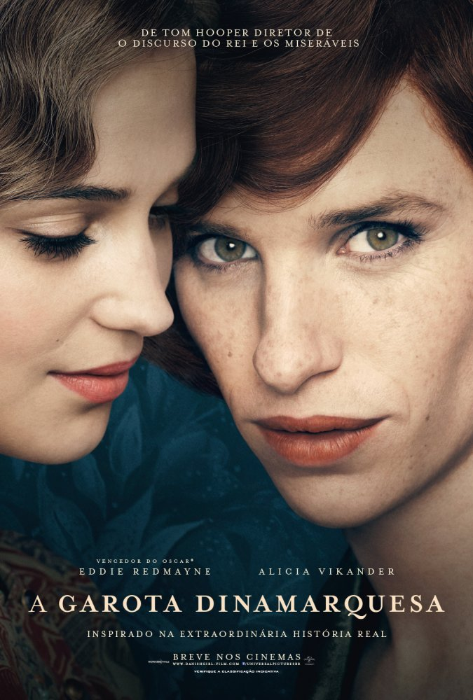 Cinezone Poster - The Danish Girl