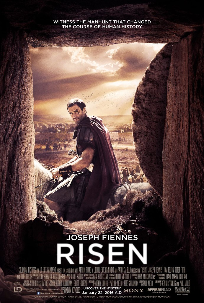 Cinezone Poster - Risen 2016