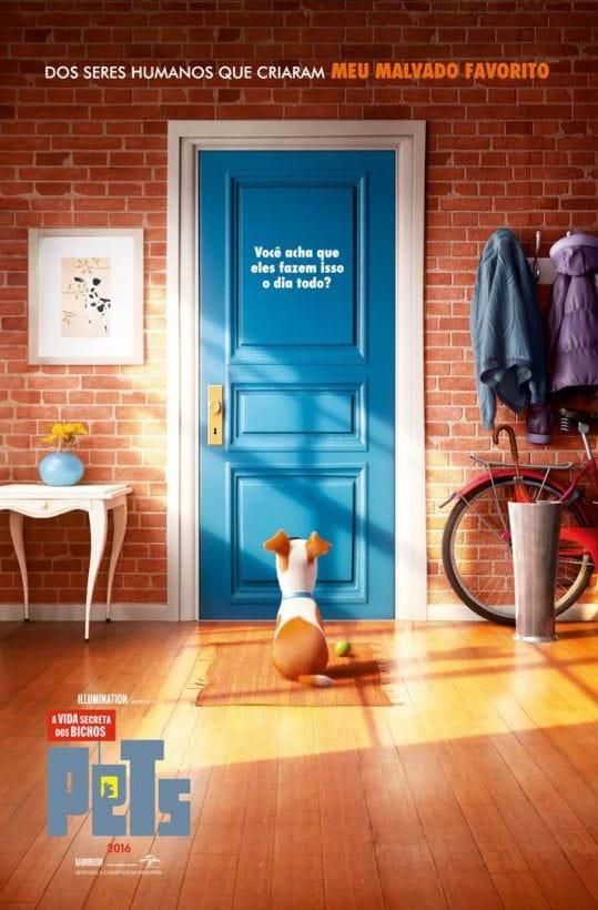 Cinezone - Pets Poster
