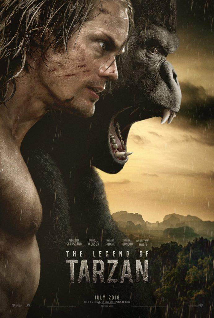 Cinezone - Tarzan Poster