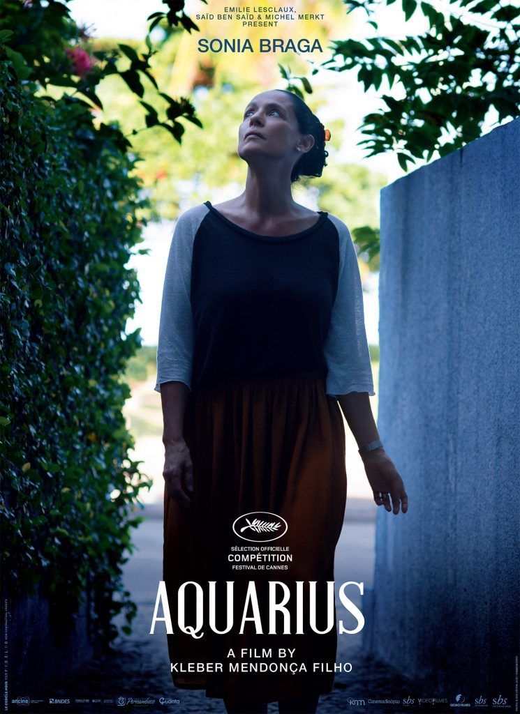 Cinezone Poster - AqUARIUS